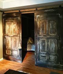 Rustic Bedroom Doors - barn doors for a nice rustic decor unicornspitstain hometalk