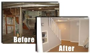 Small Basement Renovation Ideas Small Finished Basement Ideas Basement Remodeling Ideas Small