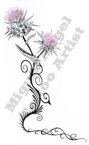20 scottish designs scottish thistles tattoos designs scottish