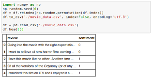 machine learning natural language processing nlp sentiment