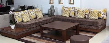 decoration maison marocaine pas cher canape lit maroc canape convertible et modulable design archie