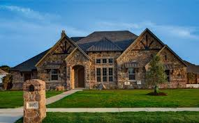custom home designs bailee custom homes rustic exterior dallas by q home designs