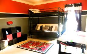 Room Boy by Red Black White And Grey Boy U0027s Room Boy U0027s Bedroom Pinterest