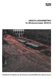 treppen mã nchen 160609 doku wise2015 16 by fakultät für architektur tu münchen issuu