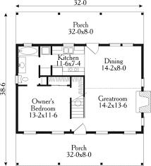 farmhouse style house plan 2 beds 1 00 baths 923 sq ft plan 406 153