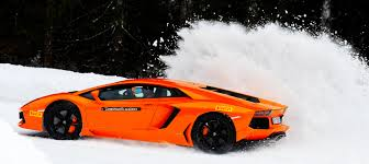 Lamborghini Veneno Drifting - 03 lamborghini winter accademia lamborghini veneno roadster 2015