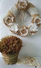 61 best wreaths images on pinterest wreaths shabby chic wreath