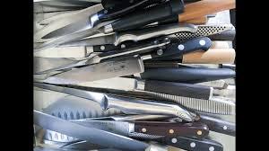 les meilleurs couteaux de cuisine l affûtage professionnel des couteaux