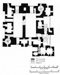 walls as rooms british castles and louis khan u2013 socks