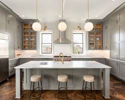 u shaped kitchen design with island 25 best u shaped kitchen with an island ideas decoration