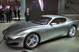 future maserati maserati alfieri concept to become electric tesla rival in 2018