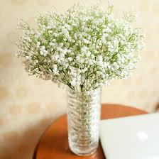 online get cheap silk gypsophila bouquet aliexpress com alibaba