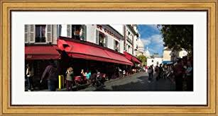 Hanging Canvas Art Without Frame Buy Not Framed Luckycloud Art Street Picture Painting On Canvas