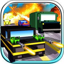 blocky roads version apk blocky road blaster race v1 0 1 mod apk money apkdlmod