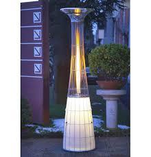 Patio Heater With Light Lightfire Patio Heater By Alpina