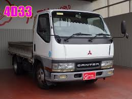 mitsubishi truck 2000 mitsubishi canter 2000kg all low deck 4d33 japanese used