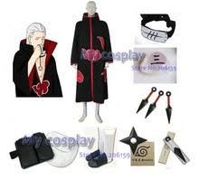 Naruto Costumes Halloween Popular Hidan Costume Buy Cheap Hidan Costume Lots China