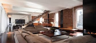 Brown Interior Design by Modern Nice Design Of The Interior Wall Design Large That Has