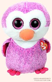 glider large ty beanie boos penguin