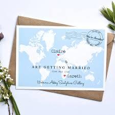Map Wedding Invitations Wedding Invitation Wording Location Yaseen For