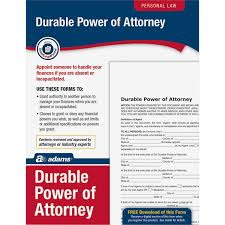 Durable Power Of Attorney Indiana by Socrates General Power Of Attorney Forms Legal Reference 1