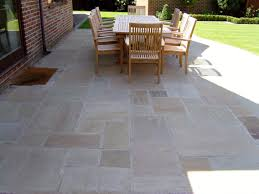 Gardenline Patio Path Cleaner Indian Sandstone Laid In Random Sizes What Great Colours Patio