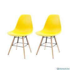chaises jaunes chaises jaunes scandinaves neuves a vendre 2ememain be