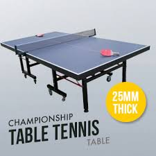 Table Tennis Boardroom Table Pro Size Ping Pong Table Tennis Table W Net 25mm Buy Table