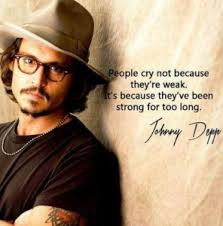 Johnny Depp Going Blind Top Johnny Depp Quotes