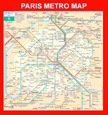 Metro Bus Map by Paris Metro Map Paris Underground Map Paris Subway Map