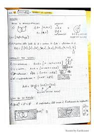 dispense analisi 1 analisi matematica i appunti prima parte prof f m g vegni