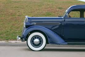 4 Door Muscle Cars - 1936 plymouth 4 door touring sedan fast lane classic cars