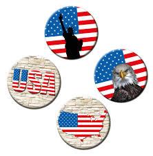 Usa Flag Photos Magnettafel 40 X 30 Cm Flagge Usa Wall Inkl 4 Magnete Flagge Usa