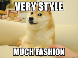 Create Doge Meme - very style much fashion so doge meme generator