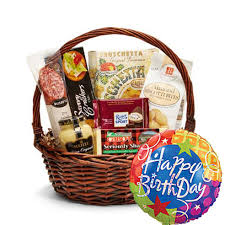 delivery birthday presents so dandy happy birthday gift basket at send flowers