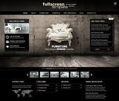 furniture website design gkdes com