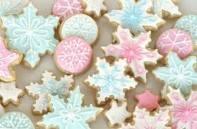 nom nom blog pastel christmas cookies