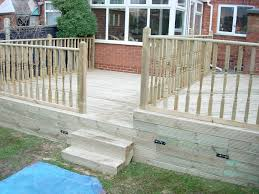 Garden Decking Ideas Photos Garden Decking Ideas Inspiration The Garden