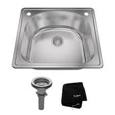 kitchen single basin undermount sink ada kitchen sink kitchen