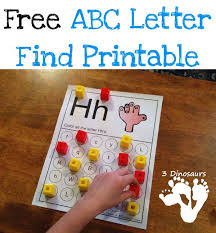 printable alphabet recognition games free abc letter find printable literacy kindergarten and phonics