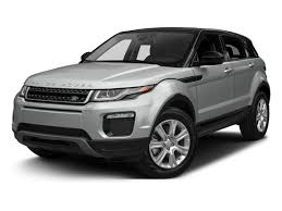 2017 land rover range rover evoque price trims options specs