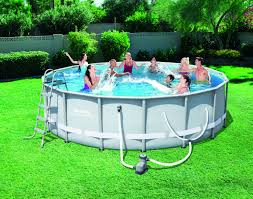 Intex Metal Frame Swimming Pools Bestway 16 U0027 X 48