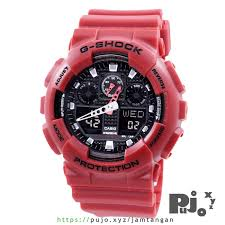 Jam Tangan G Shock jual g shock ga 100b 4a jam tangan pujo xyz