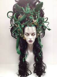 medusa hair costume medusa hair tutorial foto video