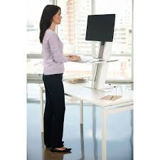 Standing Sitting Desk by By Humanscale