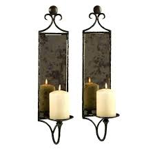 Gold Wall Sconces For Candles Sconce Gold Wall Sconce Candle Holder Valletta Candle Sconce