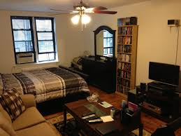 awesome small studio apartment interior and decorating
