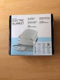 tesco double electric blanket in stanmore london gumtree