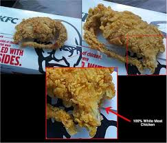 rat cuisine kfc wants an apology after lab tests fried rat shape is