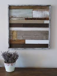 reclaimed wood wall table wall art designs distressed wood reclaimed regarding decor 11